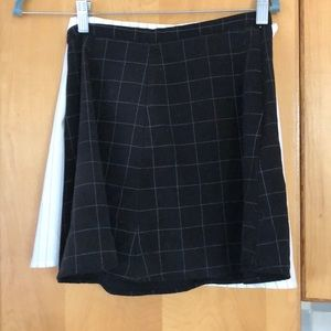 TWO for ONE classic American apparel lulu skirts